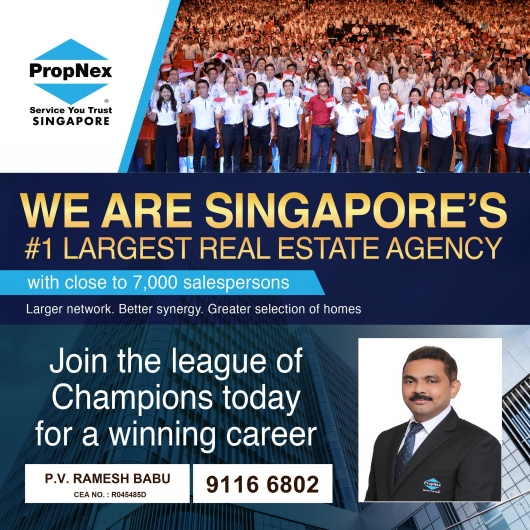 Singapore Property Agent